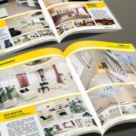 Печать журналов с фото