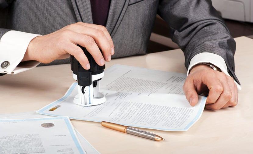 Бланк на подписи у начальства