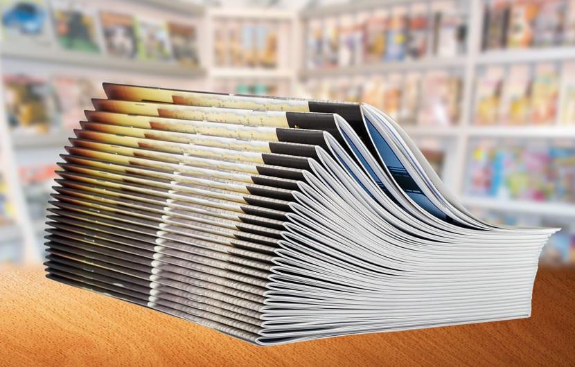 Выгодная печать журналов при больших тиражах