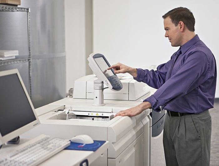 Цифровая печать бланков