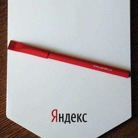 Дизайн блокнотов с логотипом и вырубкой
