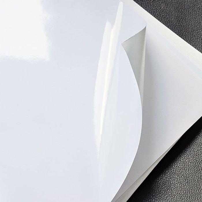 Глянцевая бумага для печати листовок
