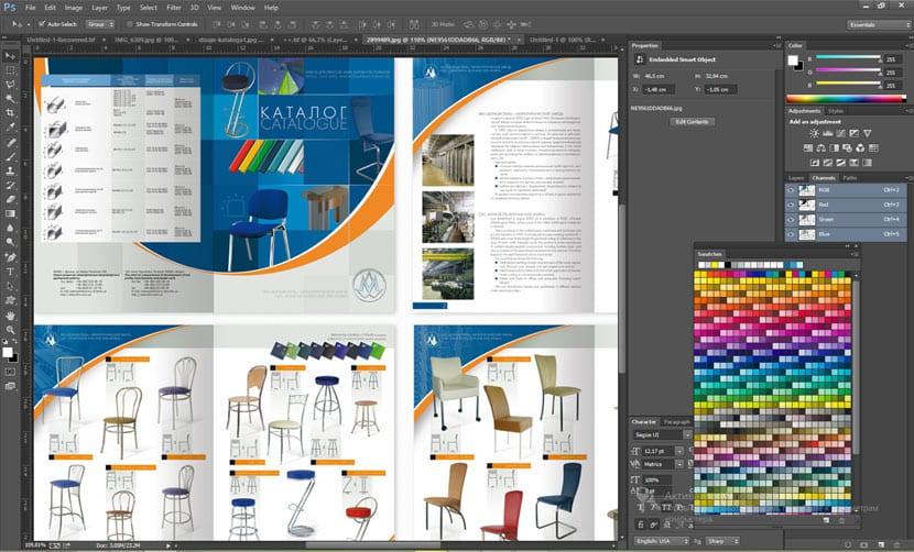 Разработка и дизайн каталогов
