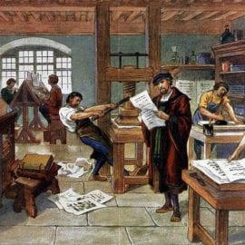 История типографии