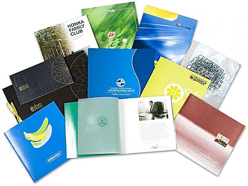 Печать каталогов для любого вида услуг