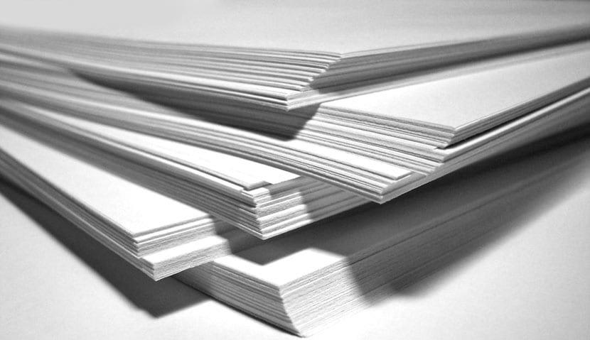 Качественная офсетная бумага