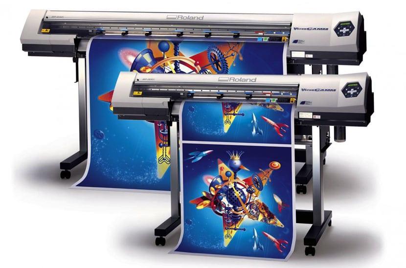Цифровая печать афиш на плоттере