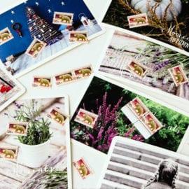 Дизайн открыток