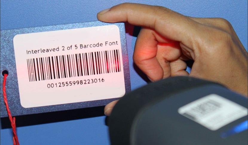 Печать наклеек с штрих-кодом