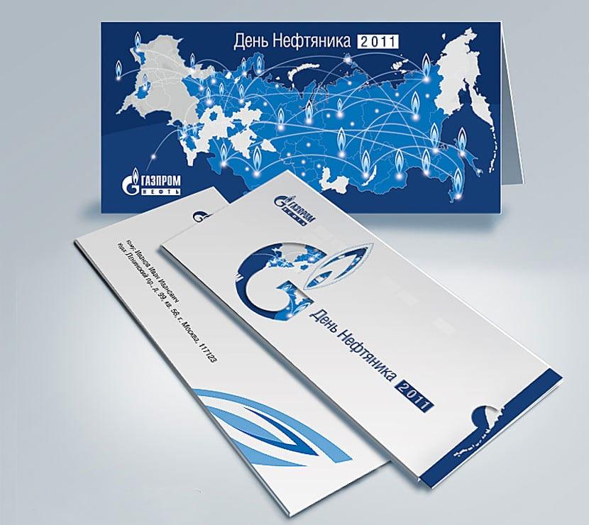 Изготовление открытки с вырубным конвертом