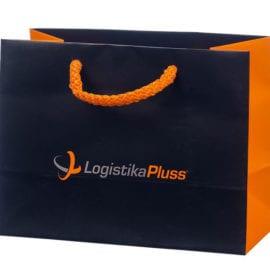 Печать пакетов с логотипом