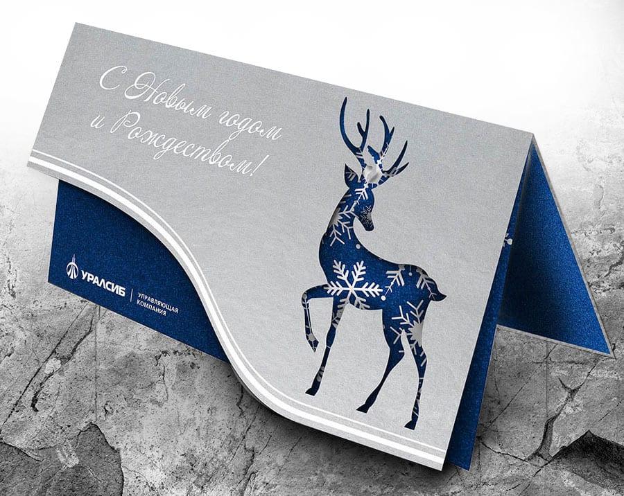 Печать открытки методом шелкографии, белилами по перламутровой бумаге маджестику