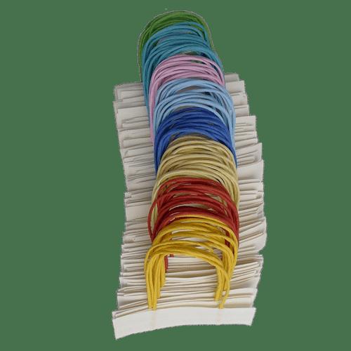 Верёвочная ручка пакета